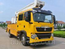 Aoyang QAY5133JGK-5 aerial work platform truck