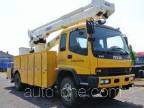 奥扬牌QAY5140JGK型高空作业车