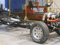 Seat QCC1020D241-S pickup truck chassis
