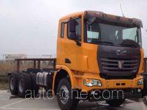 C&C Trucks QCC3252D654-E1 dump truck chassis