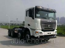C&C Trucks QCC3312D656-E3 dump truck chassis