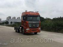 C&C Trucks QCC4252D654K-2 седельный тягач