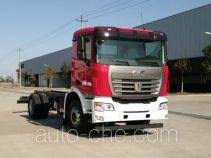 C&C Trucks QCC5202D651-E special purpose vehicle chassis