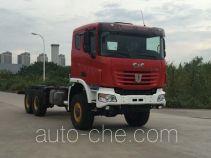 集瑞联合牌QCC5282D655-E型特种作业车底盘