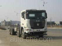 C&C Trucks QCC5312GJBD656-E concrete mixer truck chassis