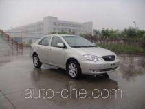 比亚迪牌QCJ7150A6/CNG型两用燃料轿车