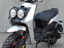 Qida QD125T-3V scooter