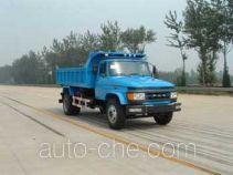 琴岛牌QD3110K2型长头柴油自卸车
