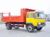 琴岛牌QD3122P1K2-1型平头柴油自卸车