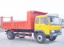 琴岛牌QD3123P1K2-1型平头柴油自卸车