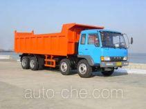 琴岛牌QD3311P1K2T4型平头柴油自卸车