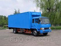 琴岛牌QD5100XXYPK2L2-3型厢式运输车