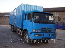 琴岛牌QD5240XXYP2K1L7T1A80-3型厢式运输车