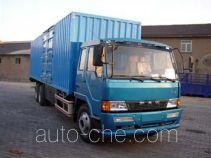 琴岛牌QD5230XXYP1K2L7T1-3型厢式运输车