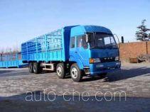 琴岛牌QD5280XXYP1K2L7T4-1型仓栅式厢式运输车