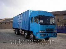 琴岛牌QD5290XXYP2K1L7T4-3型厢式运输车