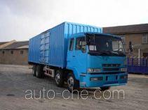 琴岛牌QD5310XXYP2K1L7T4-3型厢式运输车