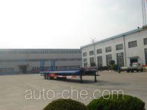 Qindao QD9312TDP flatbed trailer
