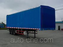 Qindao QD9401XXY soft top box van trailer