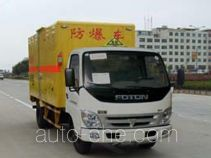 Tianxiang QDG5049XQY explosives transport truck