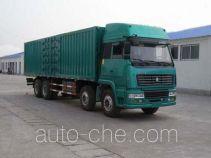 Tianxiang QDG5310XXY box van truck