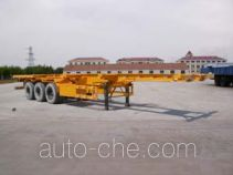 Tianxiang QDG9370TJZ container transport trailer