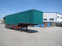 Tianxiang QDG9400XXY box body van trailer