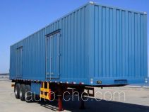 Tianxiang QDG9408XXY box body van trailer