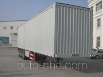 Tianxiang QDG9409XXY box body van trailer