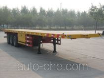 Huachang QDJ9370TJZP container carrier vehicle