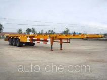 Huachang QDJ9380TJZG container carrier vehicle