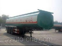 Huachang QDJ9390GYY oil tank trailer