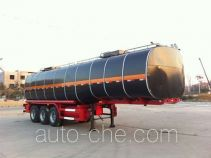 Huachang QDJ9400GLY liquid asphalt transport tank trailer