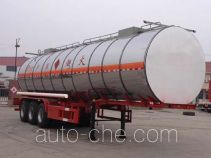 Huachang QDJ9400GRYA flammable liquid tank trailer