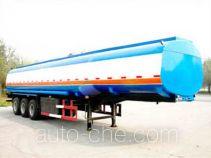 Huachang QDJ9400GYS liquid food transport tank trailer