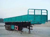 华昌牌QDJ9402ZZX型自卸运输半挂车