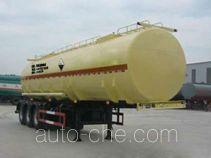 Huachang QDJ9401GFW corrosive materials transport tank trailer