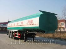 Huachang QDJ9401GYS liquid food transport tank trailer