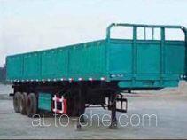 华昌牌QDJ9401TZX型自卸半挂车