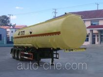 Huachang QDJ9402GFW corrosive materials transport tank trailer