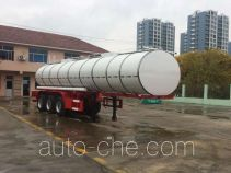 Huachang QDJ9402GYS liquid food transport tank trailer