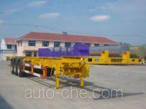 Huachang container transport skeletal trailer