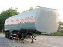 Huachang QDJ9403GHYA chemical liquid tank trailer