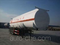 Huachang QDJ9405GHYA chemical liquid tank trailer