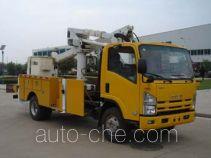 Qingte QDT5060JGKI13 aerial work platform truck