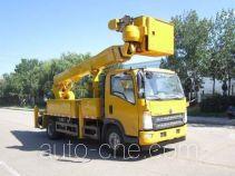 Qingte QDT5080JGKS aerial work platform truck