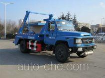 青特牌QDT5102ZBSE型摆臂式垃圾车