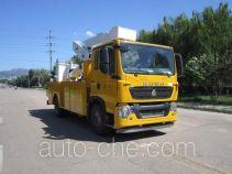 Qingte QDT5120JGKS aerial work platform truck