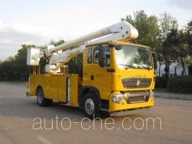 Qingte QDT5121JGKS aerial work platform truck