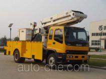 Qingte QDT5130JGKI17 aerial work platform truck